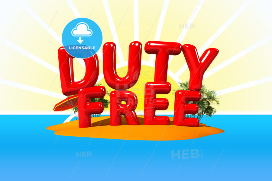 Duty Free on Island - Hebstreits
