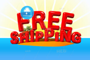 Free Shipping on Island - Hebstreits