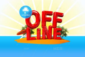 Offline on Island - Hebstreits