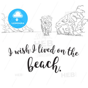 I Wish I Lived on the Beach - Hebstreits