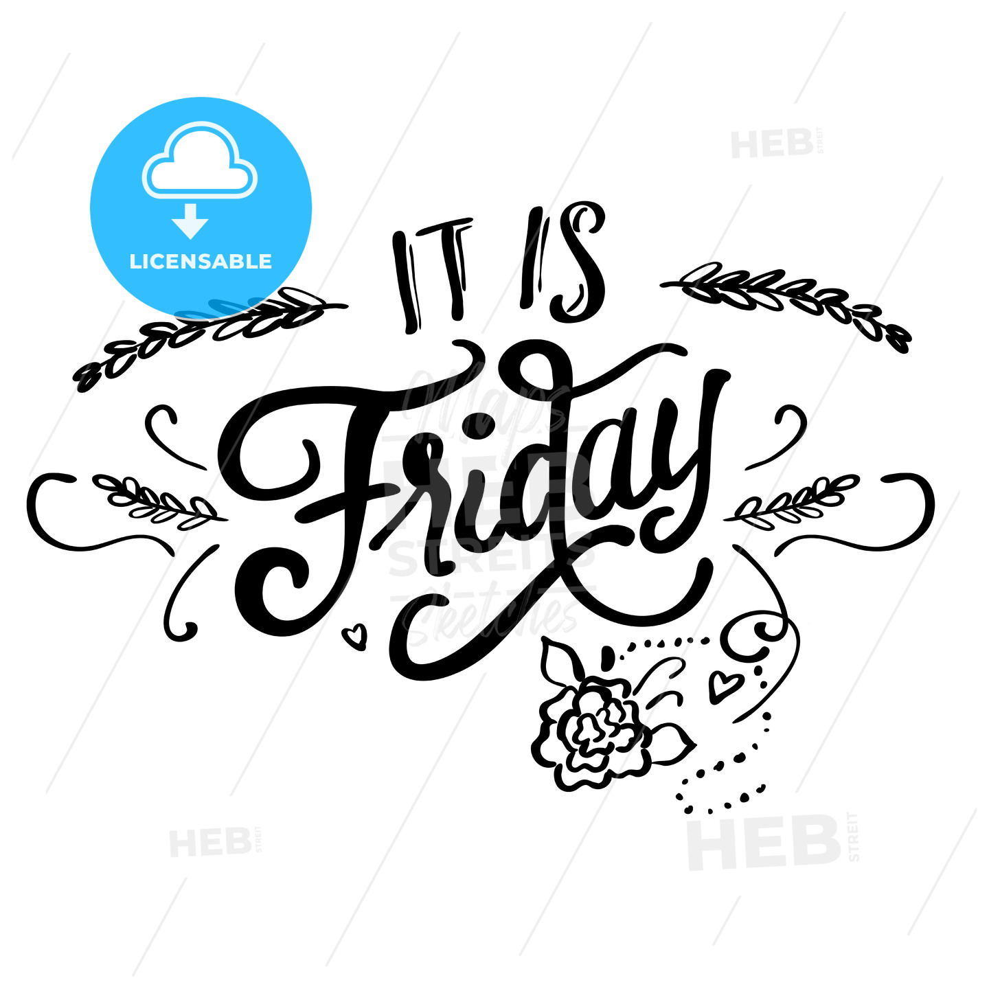 It is Friday - Hebstreits