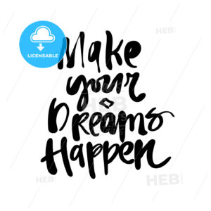 Make your dreams happen - Hebstreits