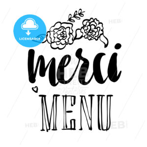 Merci Menu - Hebstreits