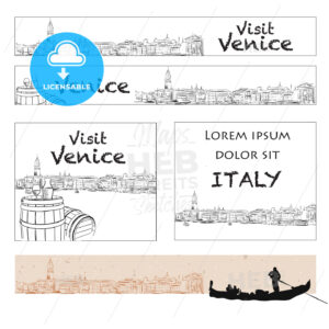 Venice Online Marketing Banner Layout - Hebstreits