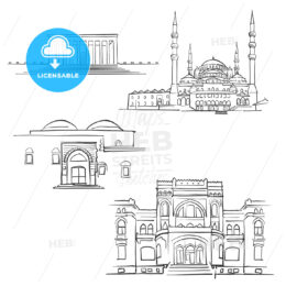 Ankara, Turkey, Famous Buildings