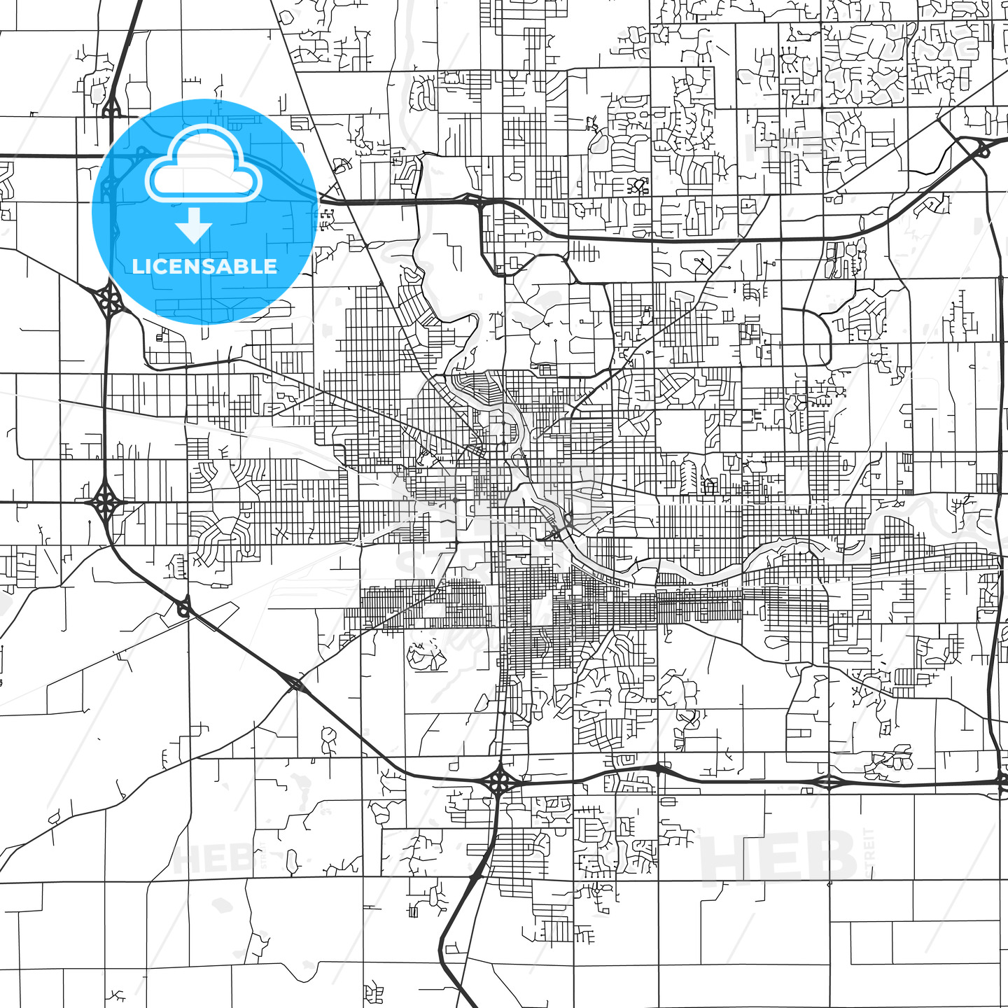 South Bend, Indiana - Area Map - Light on bend business map, sunnyside or map, warren or map, island city or map, bend oregon, troy or map, winchester bay or map, burlington or map, government camp or map, huntington or map, long beach or map, lafayette or map, lane county or map, carlton or map, summerville or map, keizer or map, texas big bend national park map, eagle crest or map, multnomah county or map, big bend national park trail map,