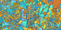 Two-toned Maps