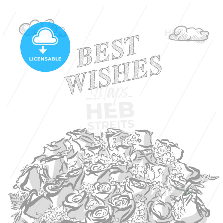 Best wishes marketing cover - HEBSTREITS