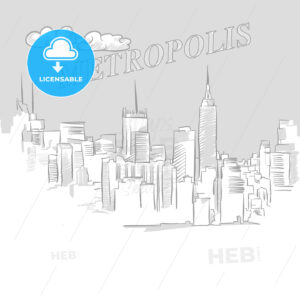Metropolis travel marketing cover - HEBSTREITS