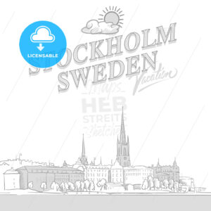 Stockholm travel marketing cover - HEBSTREITS