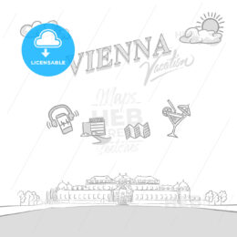 Vienna travel marketing cover