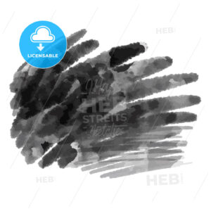 Dark watercolor grunge background - HEBSTREITS