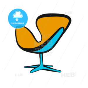 lounge chair - HEBSTREITS