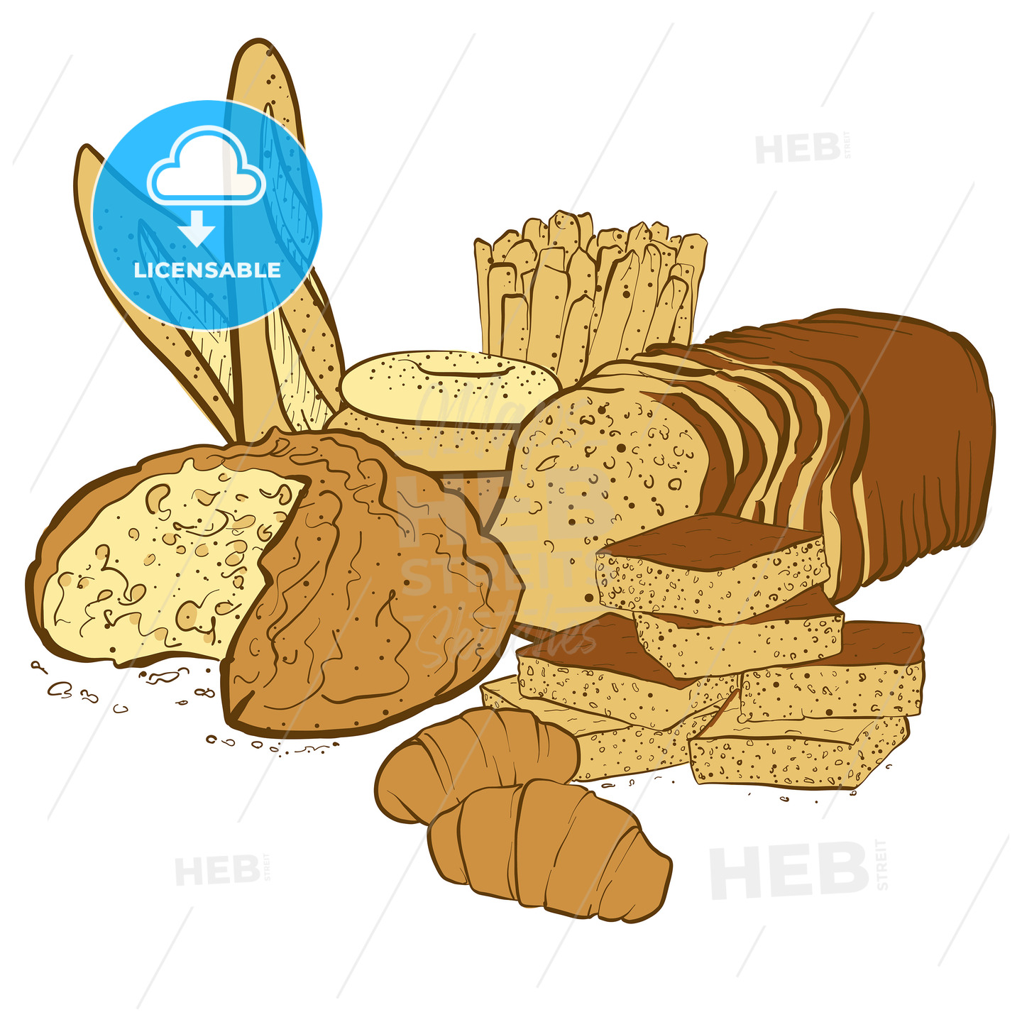 bakery basket products