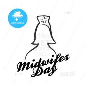 Midwifes day icon - HEBSTREITS Sketches