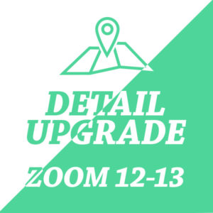 Detail upgrade Level 12-13