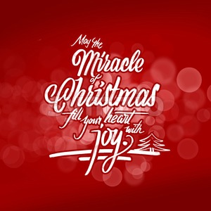 Christmas wishes lettering Stock Vector