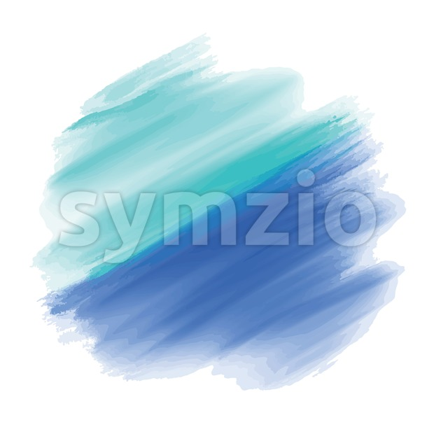 Blue tinted lined background Stock Vector